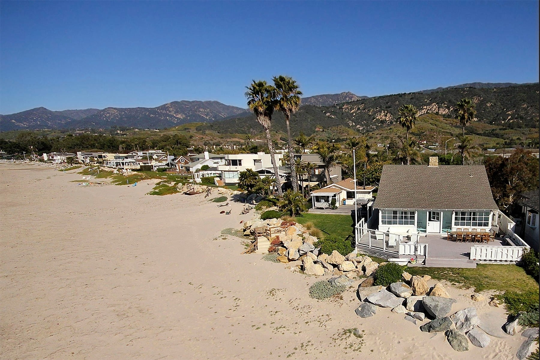 Location à Toro Canyon, Carpinteria, CA 93013