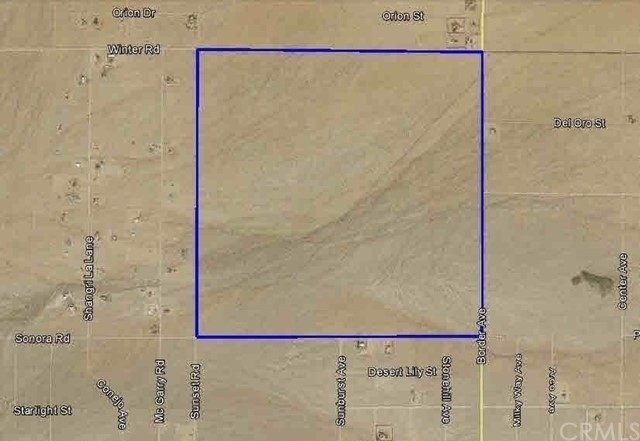 Land for Sale at Joshua Tree, CA 92252