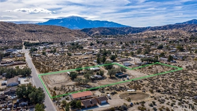 Single Family Home for Sale at Morongo Valley, CA 92256