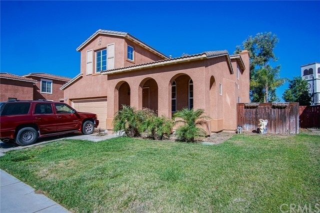 Single Family Home for Sale at North Perris, Perris, CA 92571