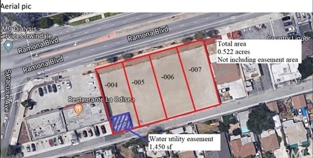 Land for Sale at Baldwin Park, CA 91706
