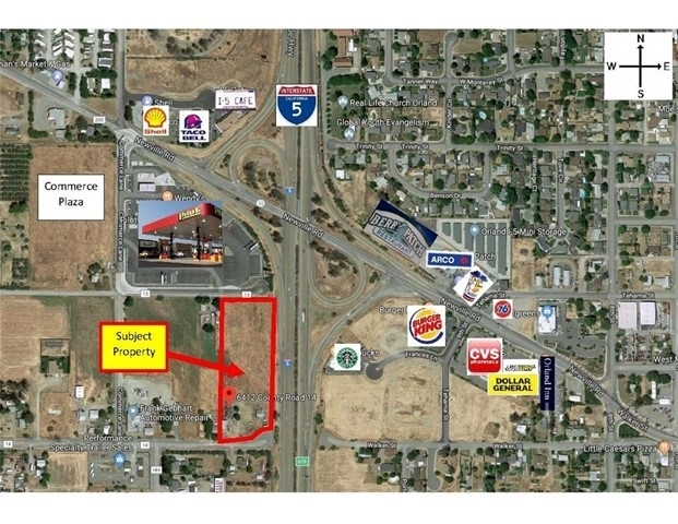 Land for Sale at Orland, CA 95963