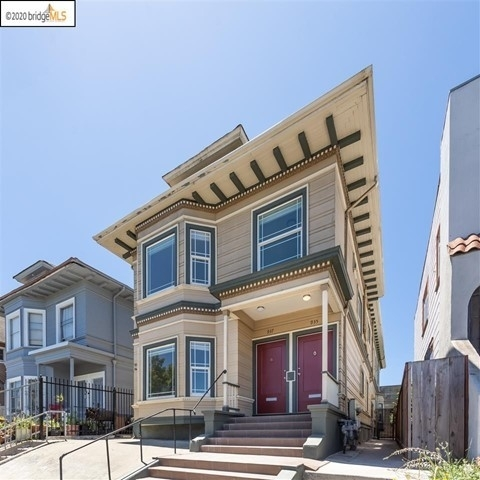 Multi Family Townhouse for Sale at East Peralta, Oakland, CA 94606