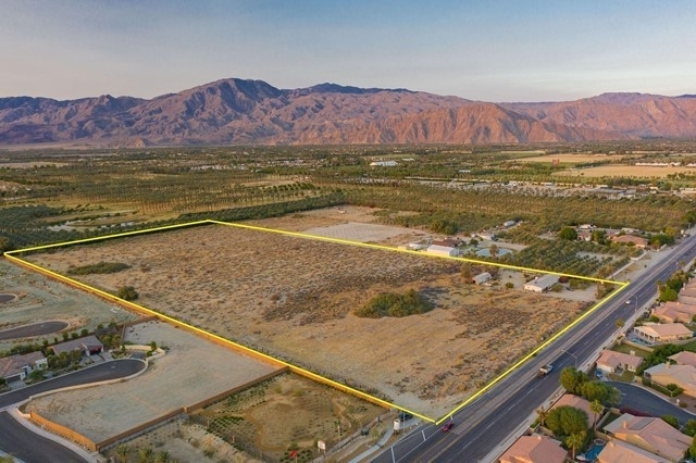 Land for Sale at Indio, CA 92201