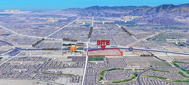 Land for Sale at Indio, CA 92202