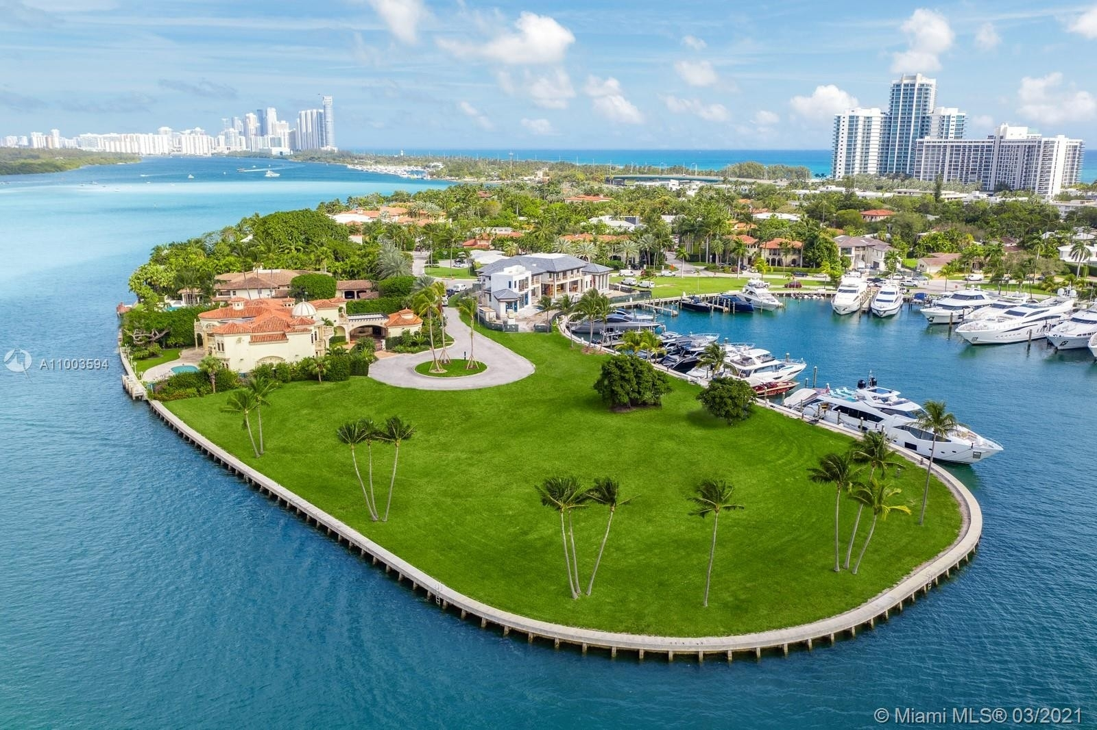 Single Family Home for Sale at Bal Harbour, FL 33154