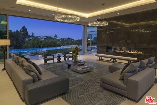 Property в Bel Air, Лос-Анджелес, CA 90077