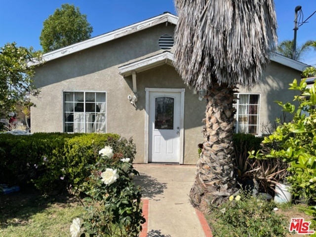 Single Family Home for Sale at San Fernando, CA 91340