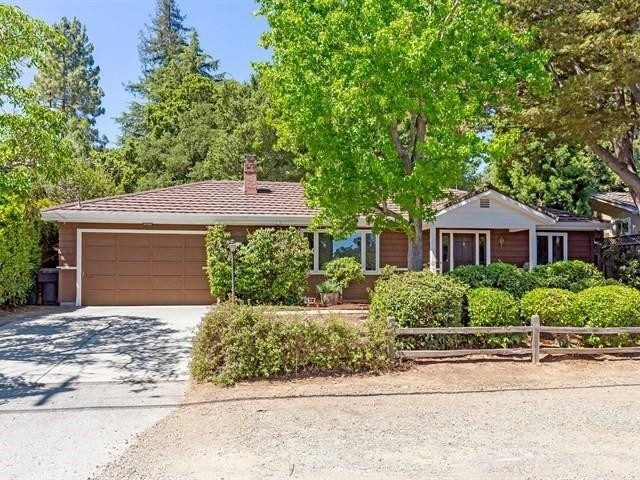 Single Family Home for Sale at Madronia Historic, Saratoga, CA 95070