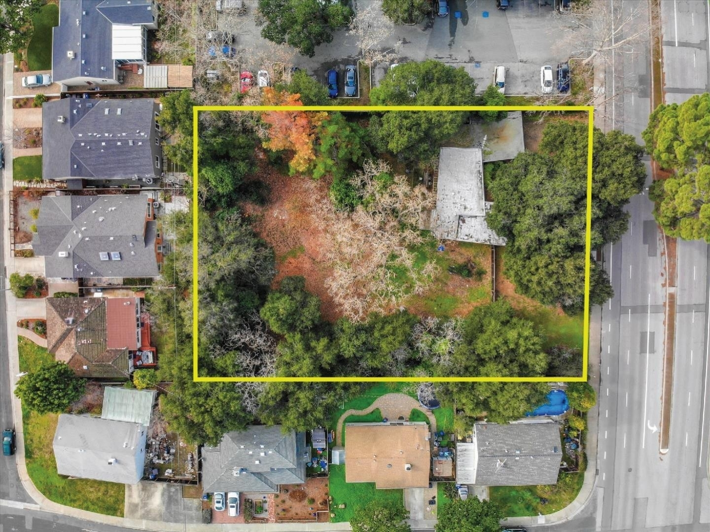 Land for Sale at Cuesta Park, Mountain View, CA 94040