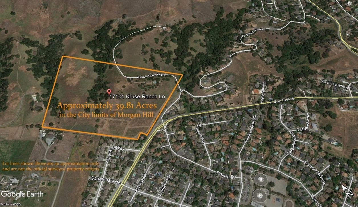 Land for Sale at Morgan Hill, CA 95037