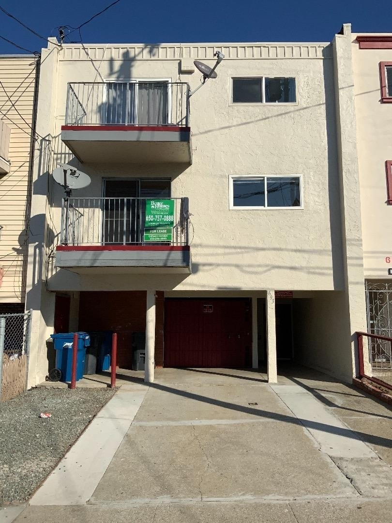 Rentals at 693 Linden Street, 2 Hillside, Daly City, CA 94014