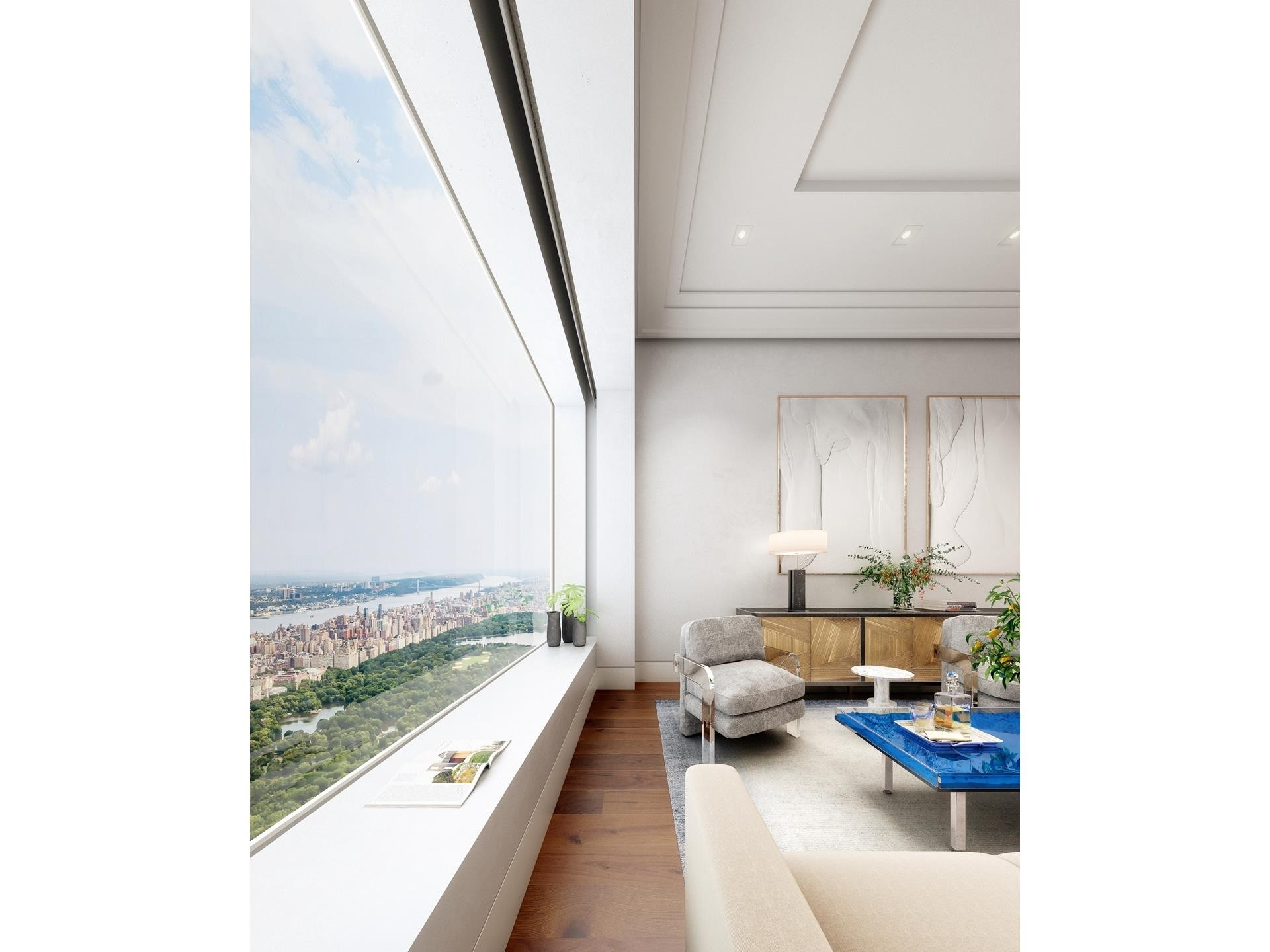 Condominium pour l Vente à 432 Park Avenue, 82FL Midtown East, New York, NY 10022