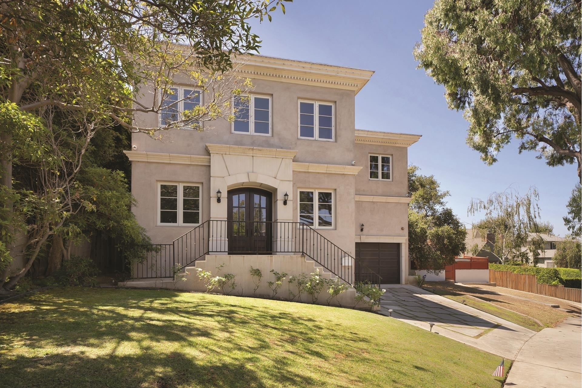 Single Family Home at Cheviot Hills, Los Angeles, CA 90064
