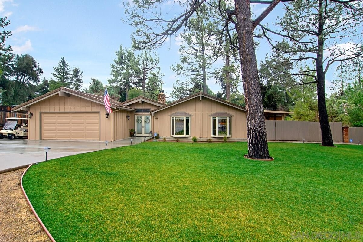 Single Family Home for Sale at Pine Valley, CA 91962