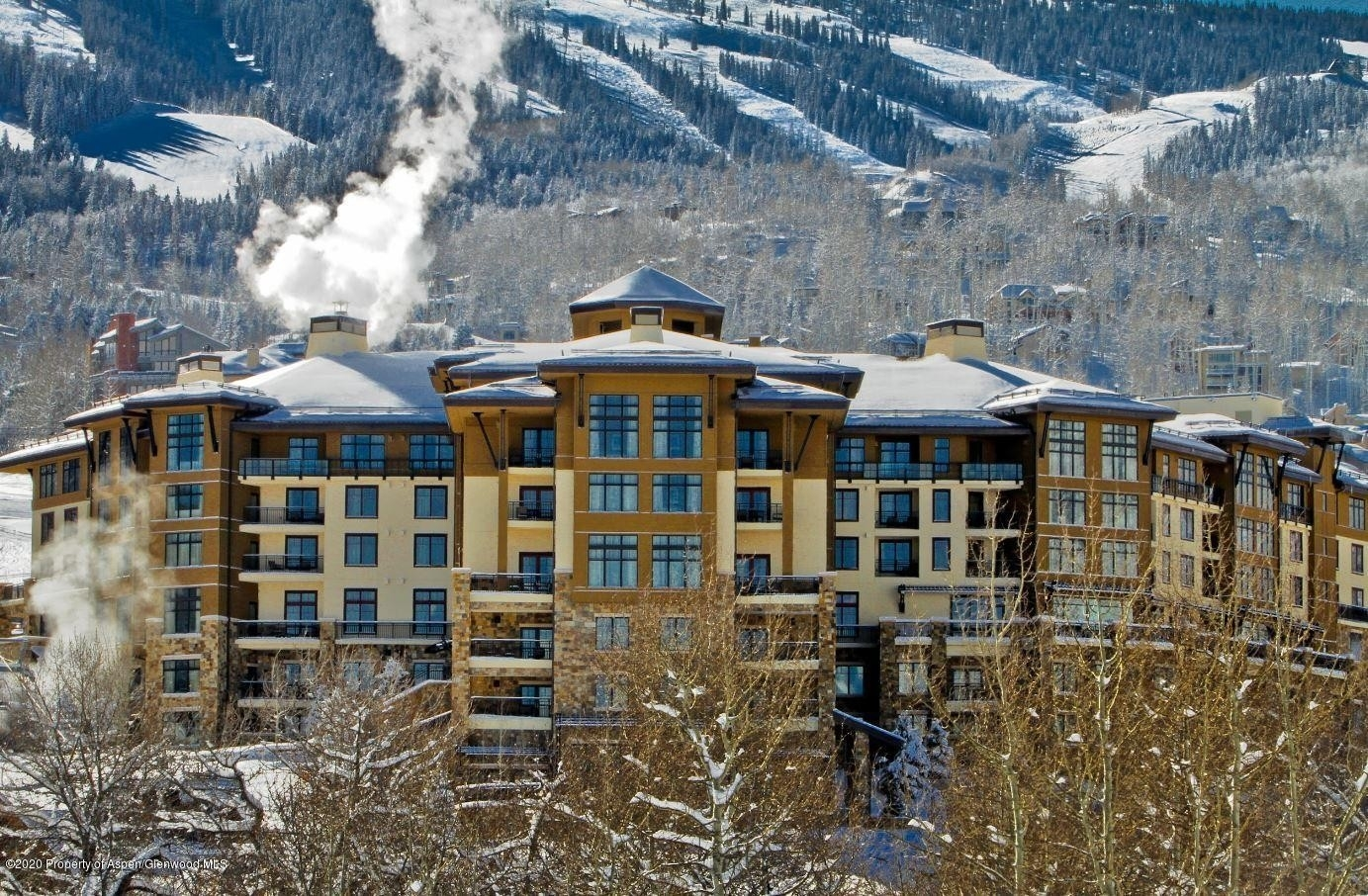 6. Condominiums for Sale at 130 Wood Road, 635 Snowmass Village, CO 81615