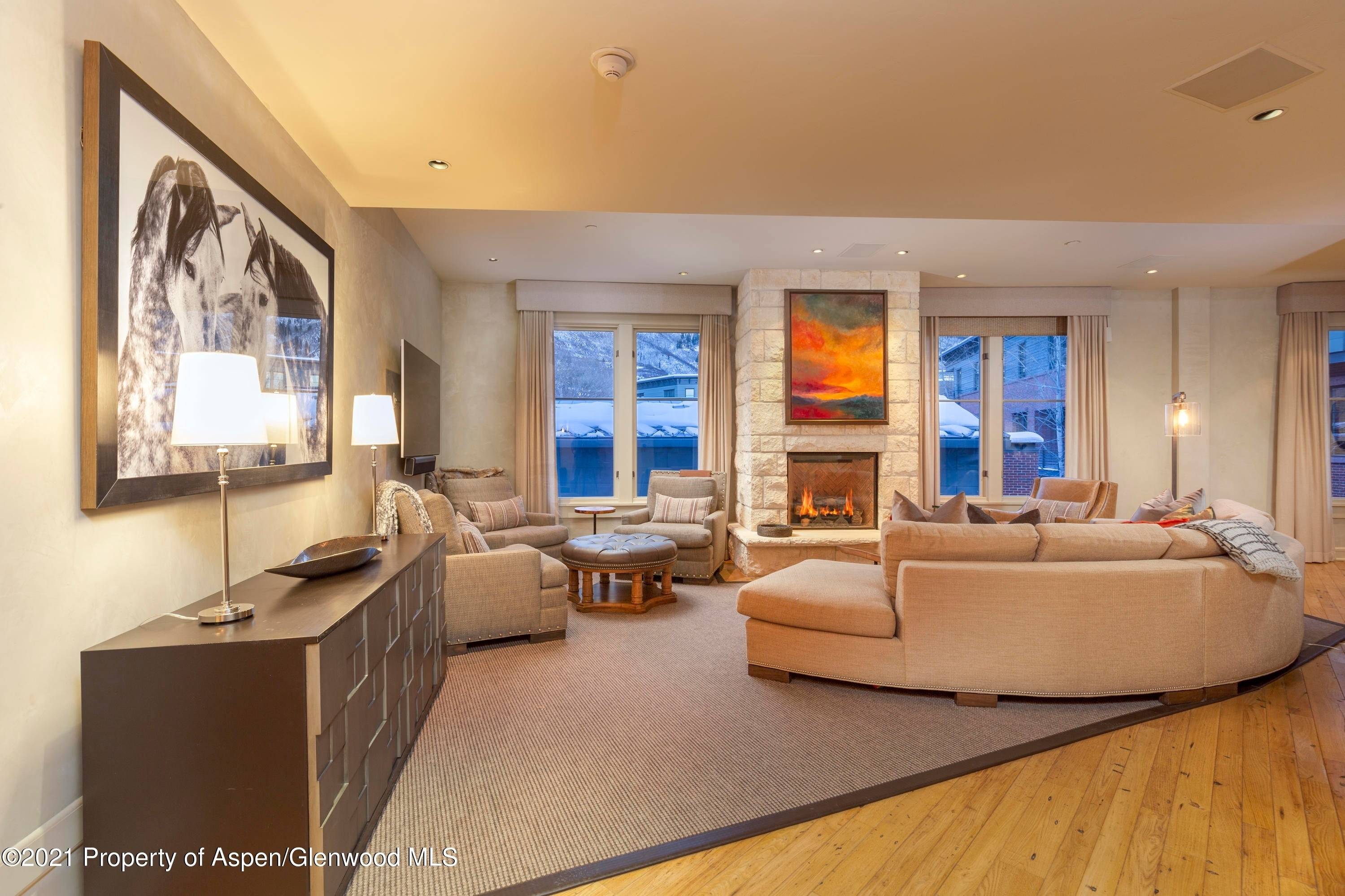 13. Condominiums at 101 Founders Place, 202 Downtown Aspen, Aspen, CO 81611