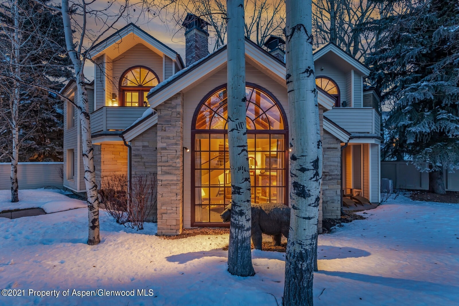 Vivienda unifamiliar por un Venta en The West End, Aspen, CO 81611