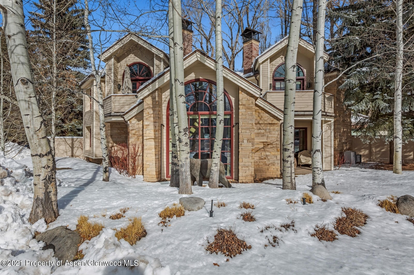 3. Single Family Homes for Sale at The West End, Aspen, CO 81611