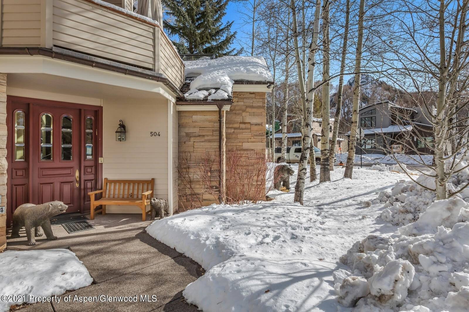 5. Single Family Homes for Sale at The West End, Aspen, CO 81611