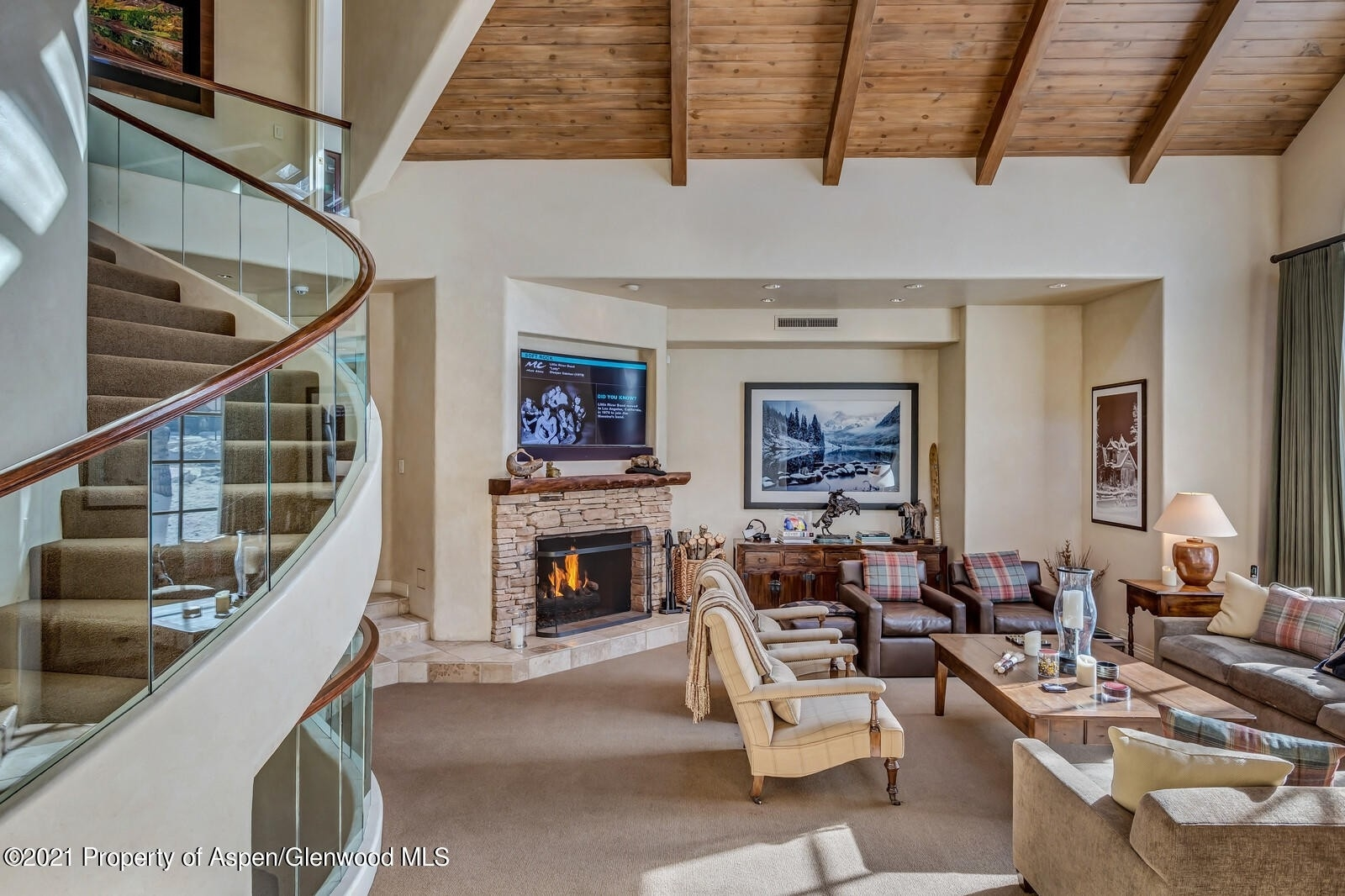 6. Single Family Homes for Sale at The West End, Aspen, CO 81611