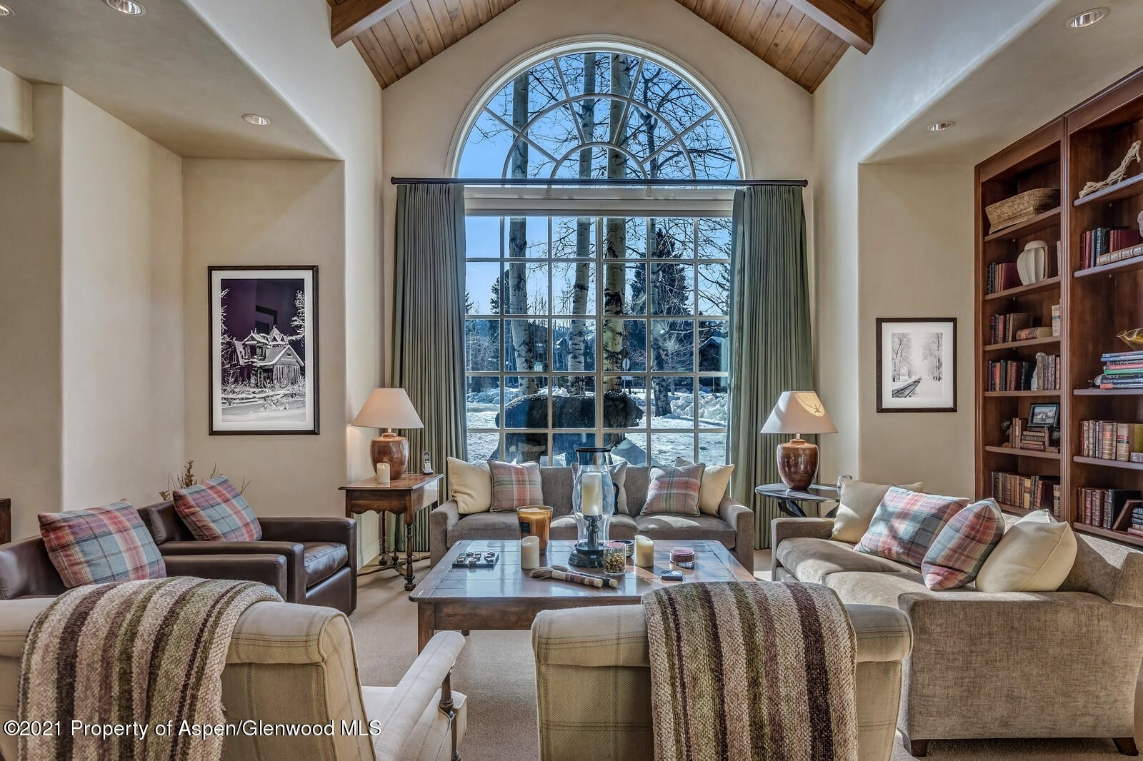 7. Single Family Homes for Sale at The West End, Aspen, CO 81611
