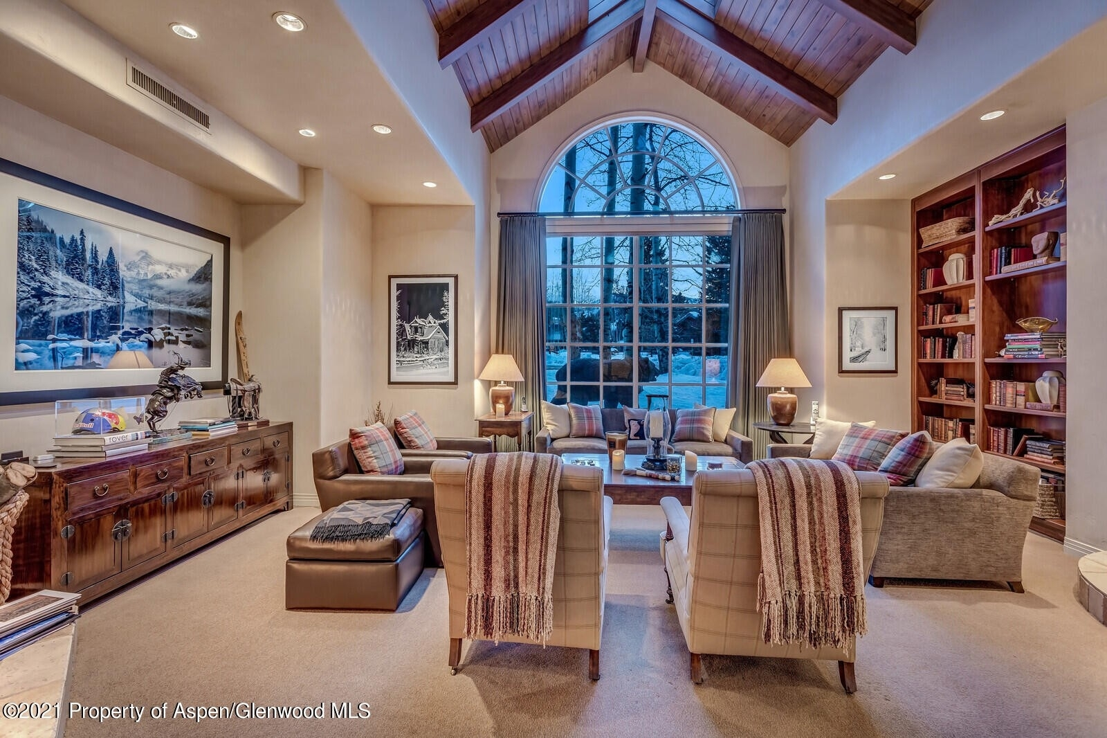 12. Single Family Homes for Sale at The West End, Aspen, CO 81611