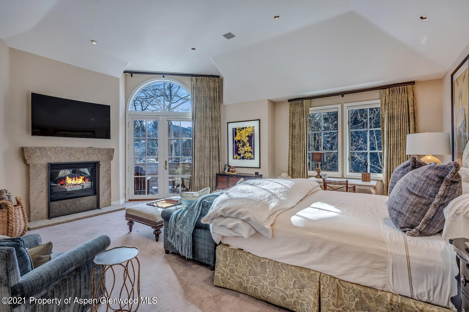 37. Single Family Homes for Sale at The West End, Aspen, CO 81611