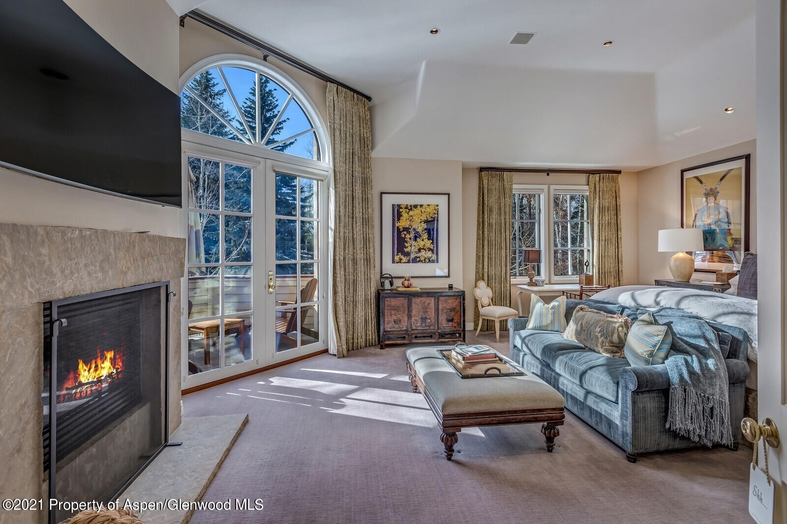 38. Single Family Homes for Sale at The West End, Aspen, CO 81611