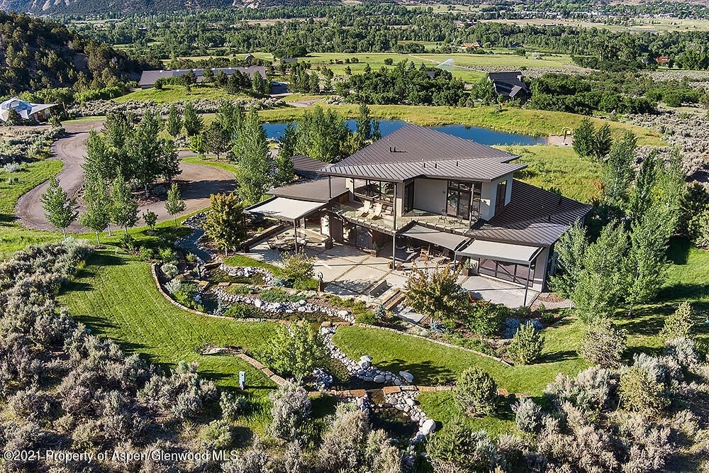 Single Family Home for Sale at Basalt, CO 81621