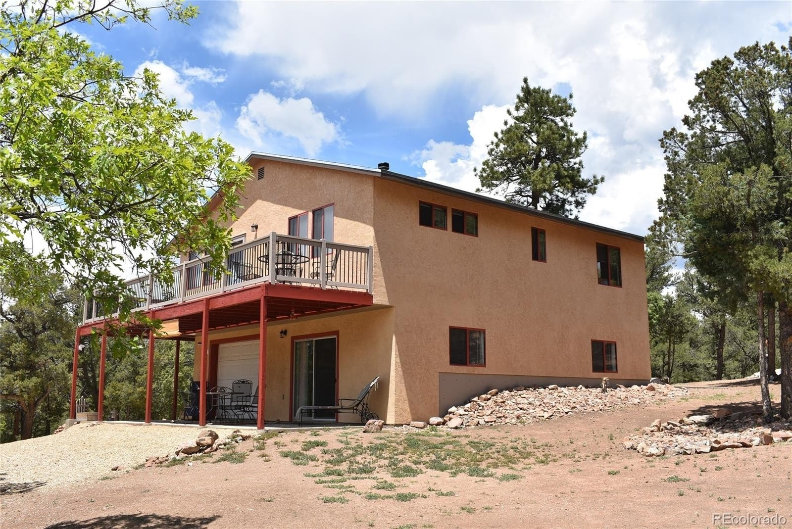 Vivienda unifamiliar por un Venta en Texas Creek, CO 81223