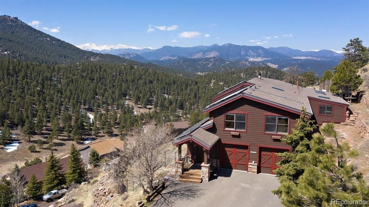 Single Family Home for Sale at Indian Hills, CO 80454