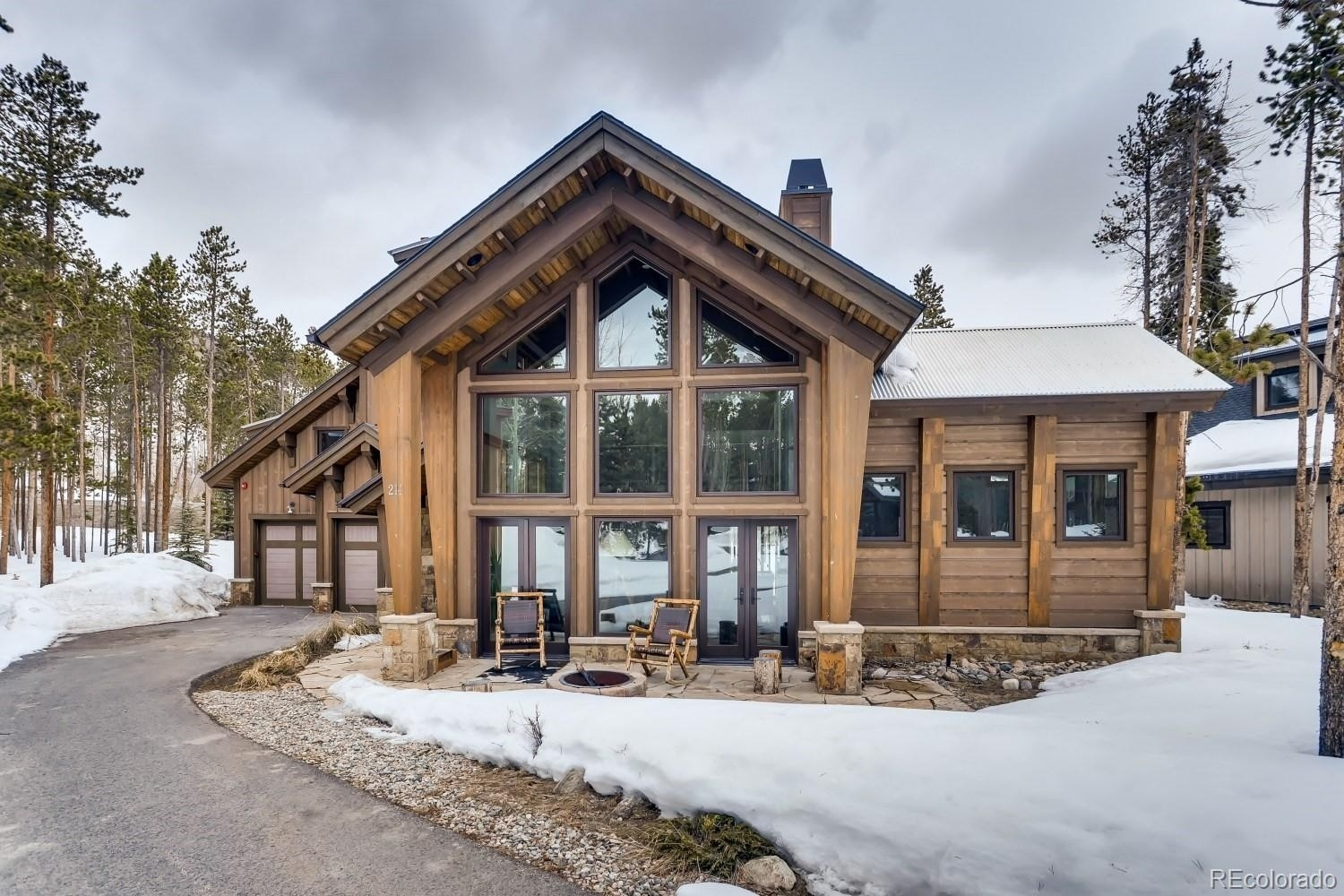 Single Family Home for Sale at Frisco, CO 80443