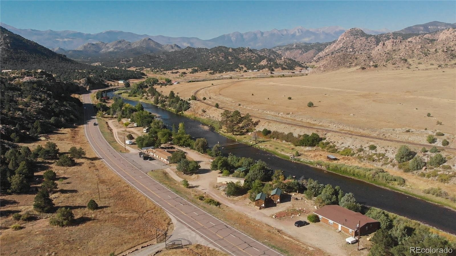 Comercial / Oficina por un Venta en Texas Creek, CO 81223