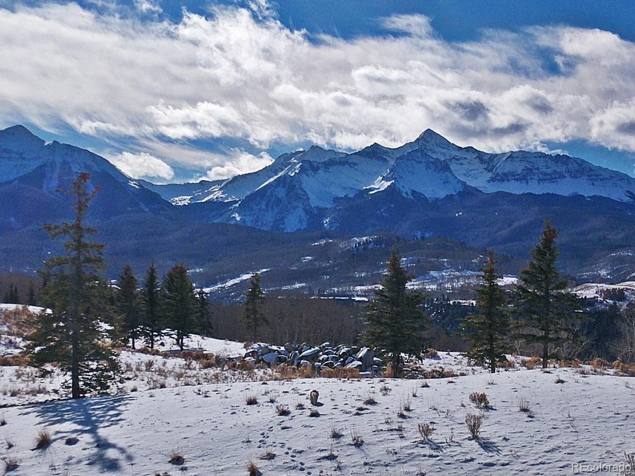 5. Land for Sale at Telluride, CO 81435