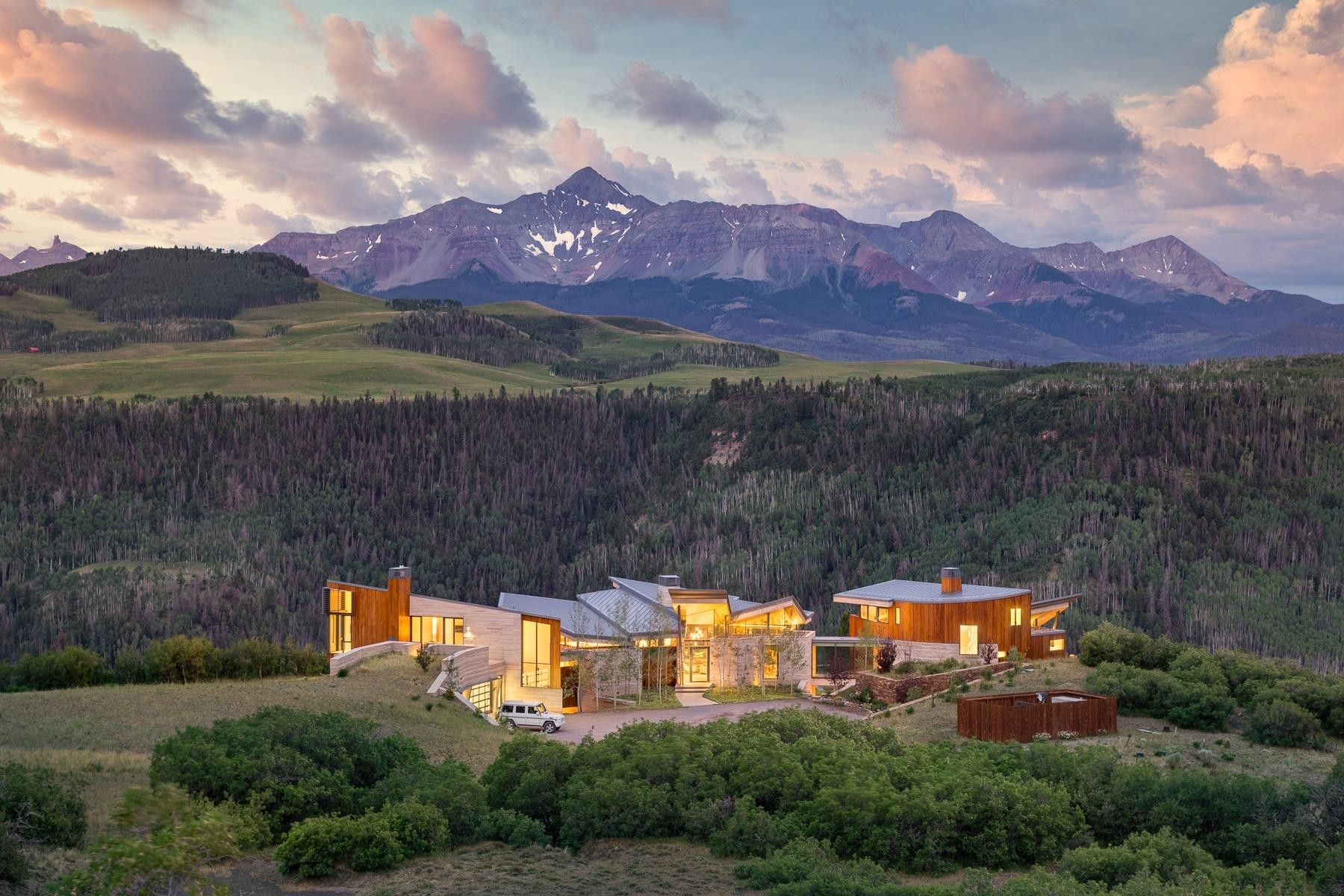 Single Family Home for Sale at Telluride, CO 81435