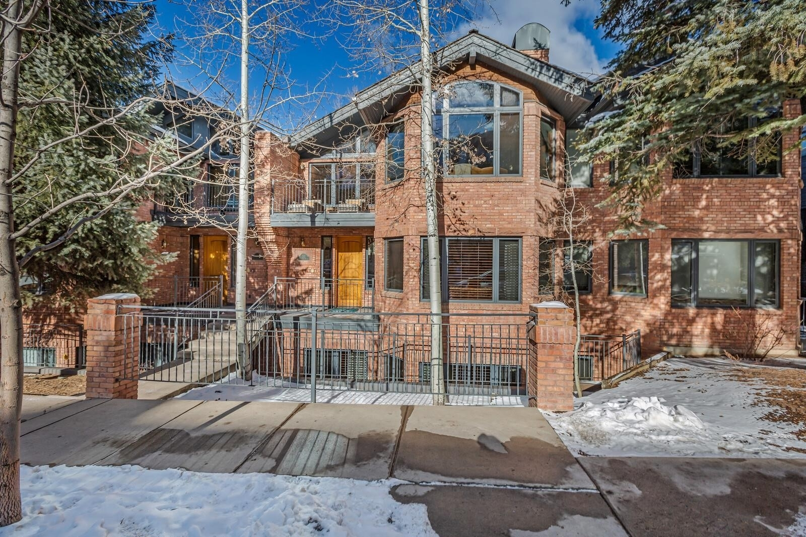 Condominium for Sale at 212 E Durant Avenue, D Downtown Aspen, Aspen, CO 81611