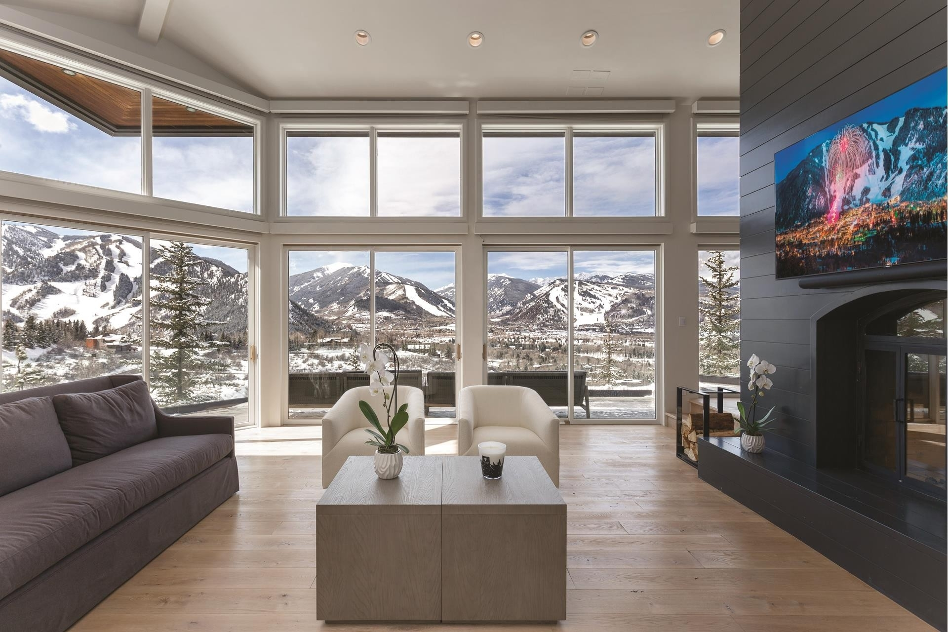 1. Single Family Homes для того Продажа на Red Mountain, А́спен, CO 81611