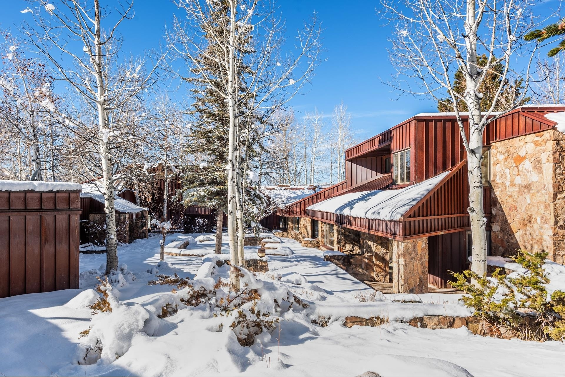 2. Single Family Homes for Sale at 1313 &1333 W Buttermilk Road Aspen, CO 81611