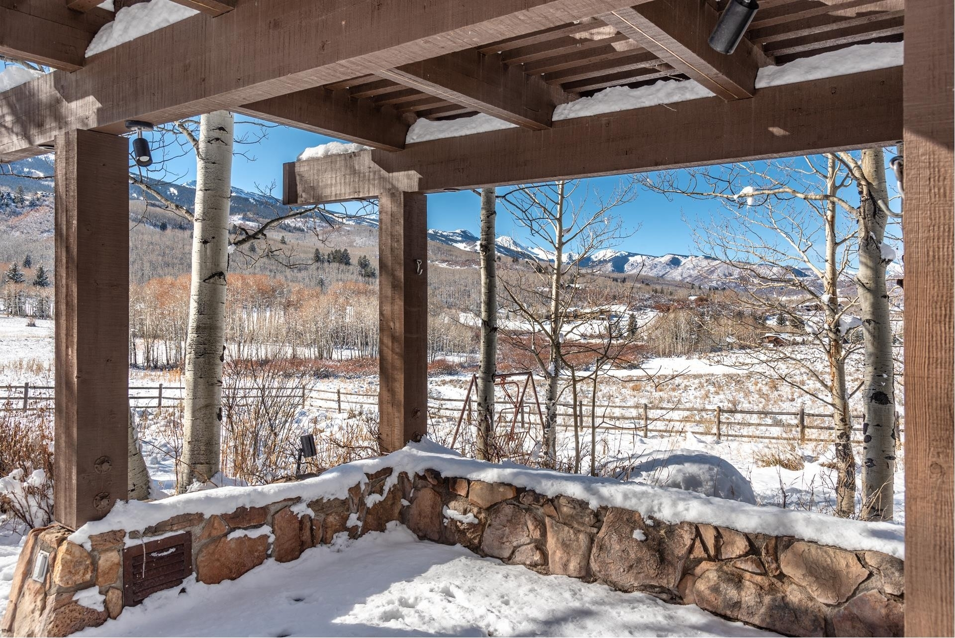 17. Single Family Homes for Sale at 1313 &1333 W Buttermilk Road Aspen, CO 81611