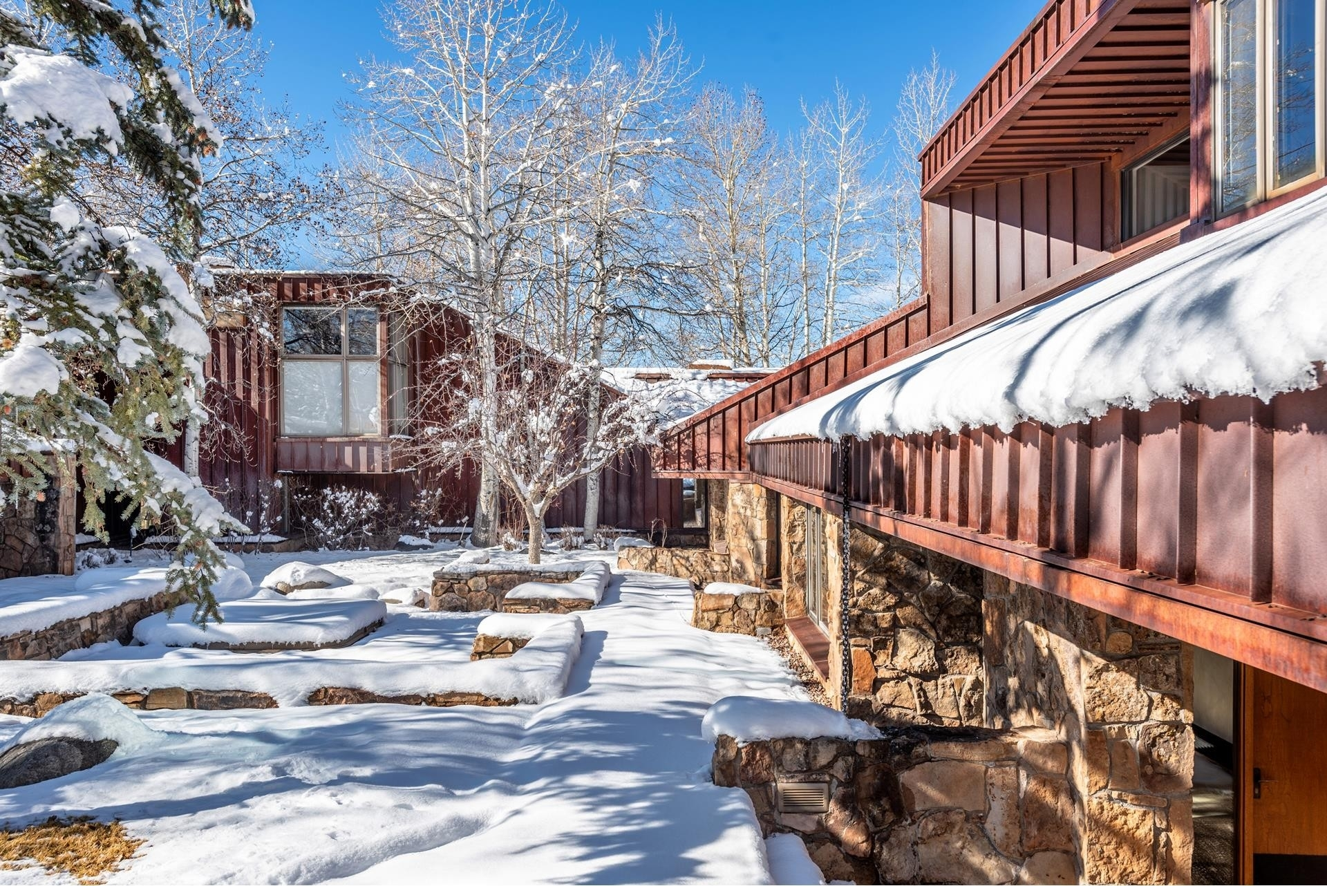 3. Single Family Homes for Sale at 1313 &1333 W Buttermilk Road Aspen, CO 81611