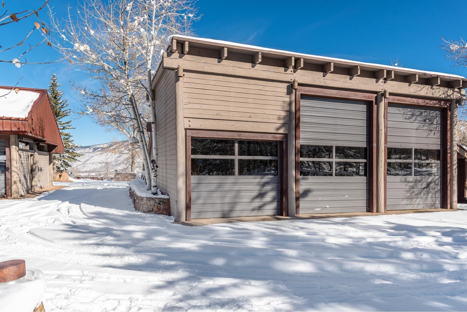 13. Single Family Homes for Sale at 1313 &1333 W Buttermilk Road Aspen, CO 81611