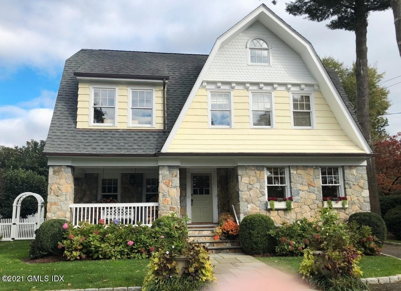 Single Family Home for Sale at Deer Park, Greenwich, CT 06830
