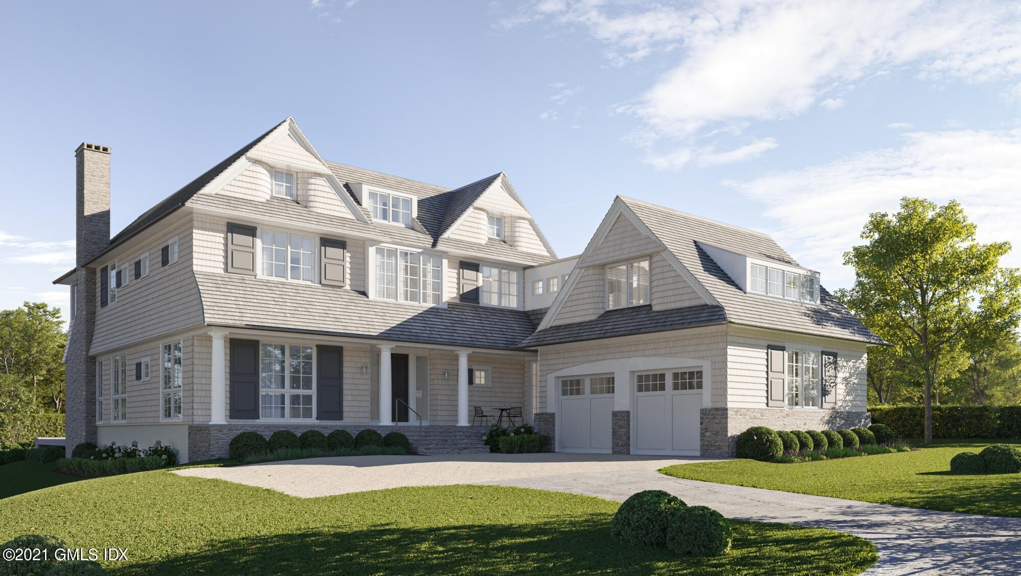 Single Family Home for Sale at Indian Harbor, Greenwich, CT 06830