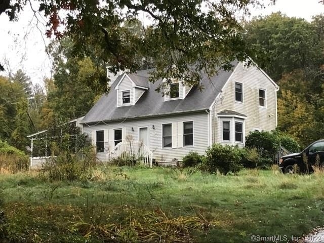 Single Family Home for Sale at Scotland, CT 06247