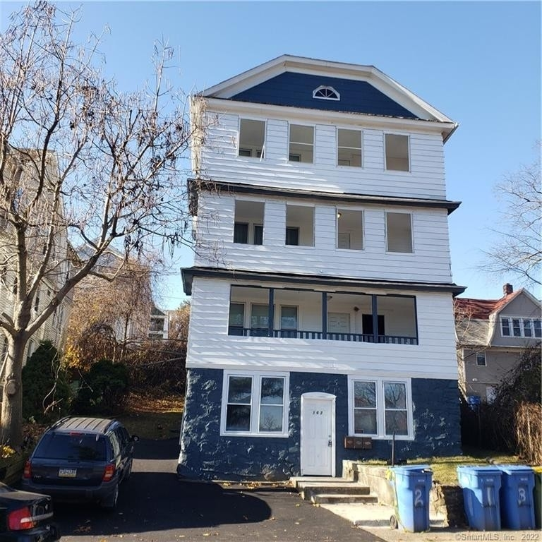 1. Multi Family Townhouse for Sale at Brooklyn, Waterbury, CT 06708