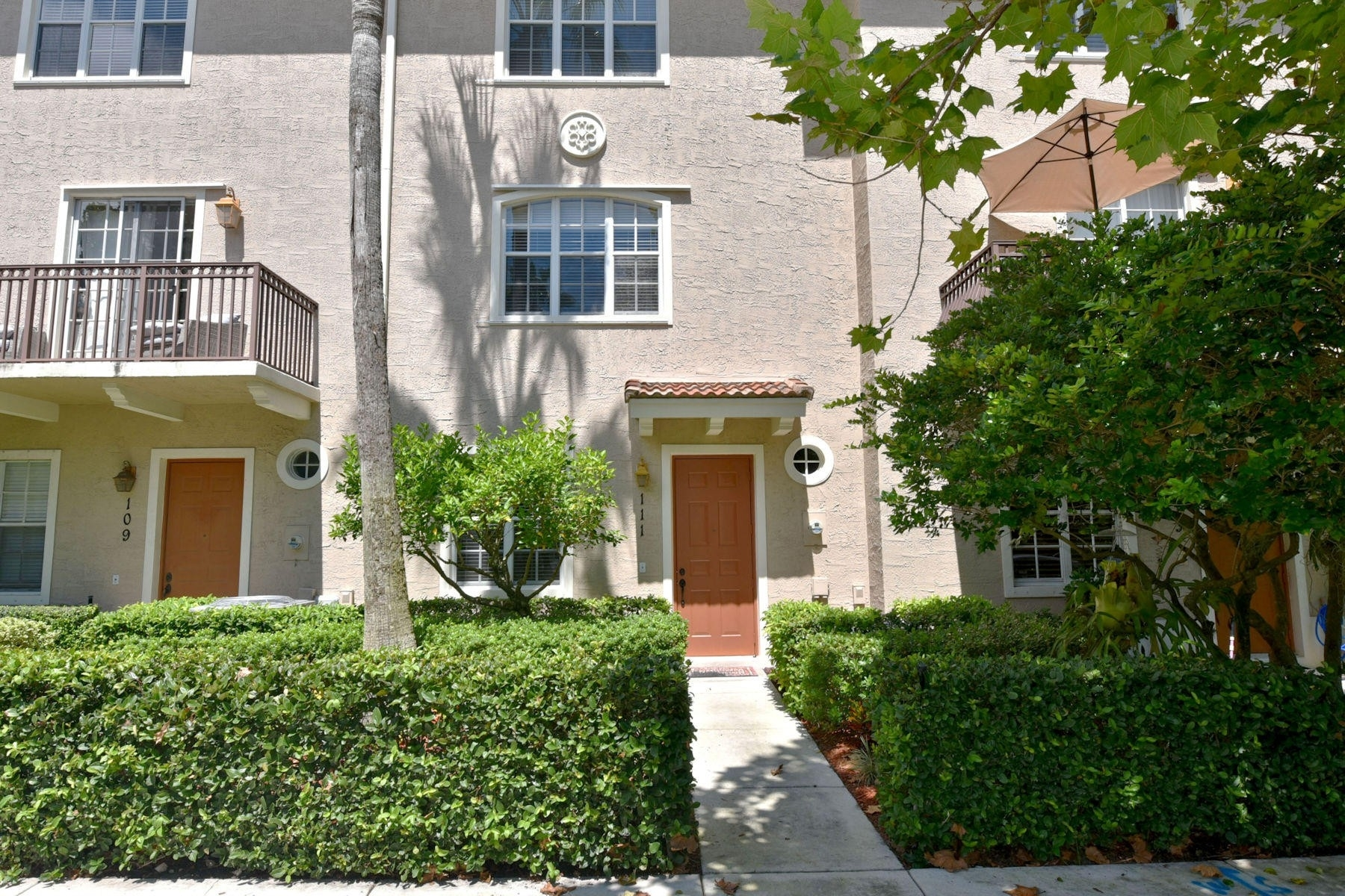 Single Family Townhouse at Jupiter