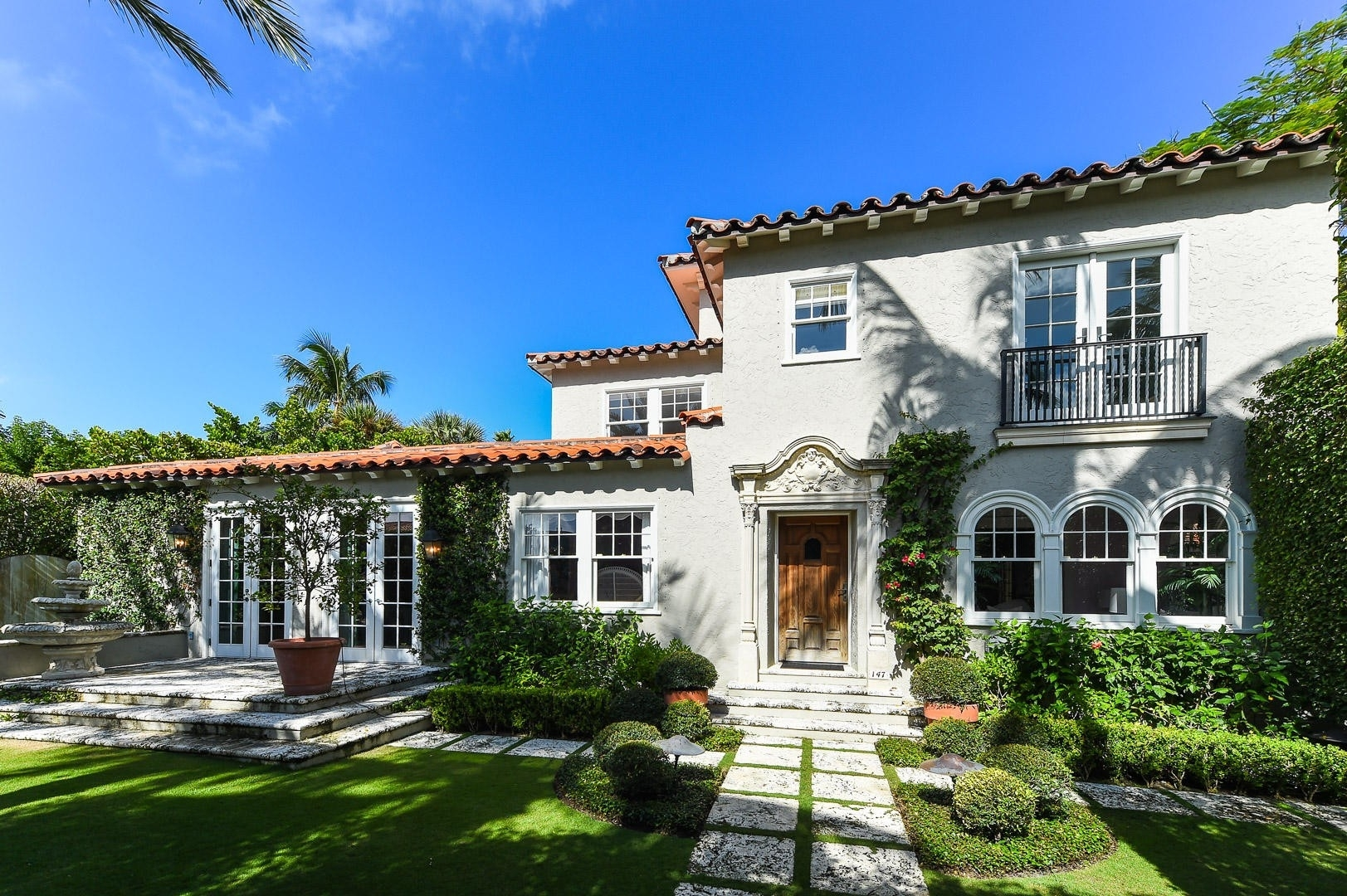 1. Single Family Homes at Palm Beach