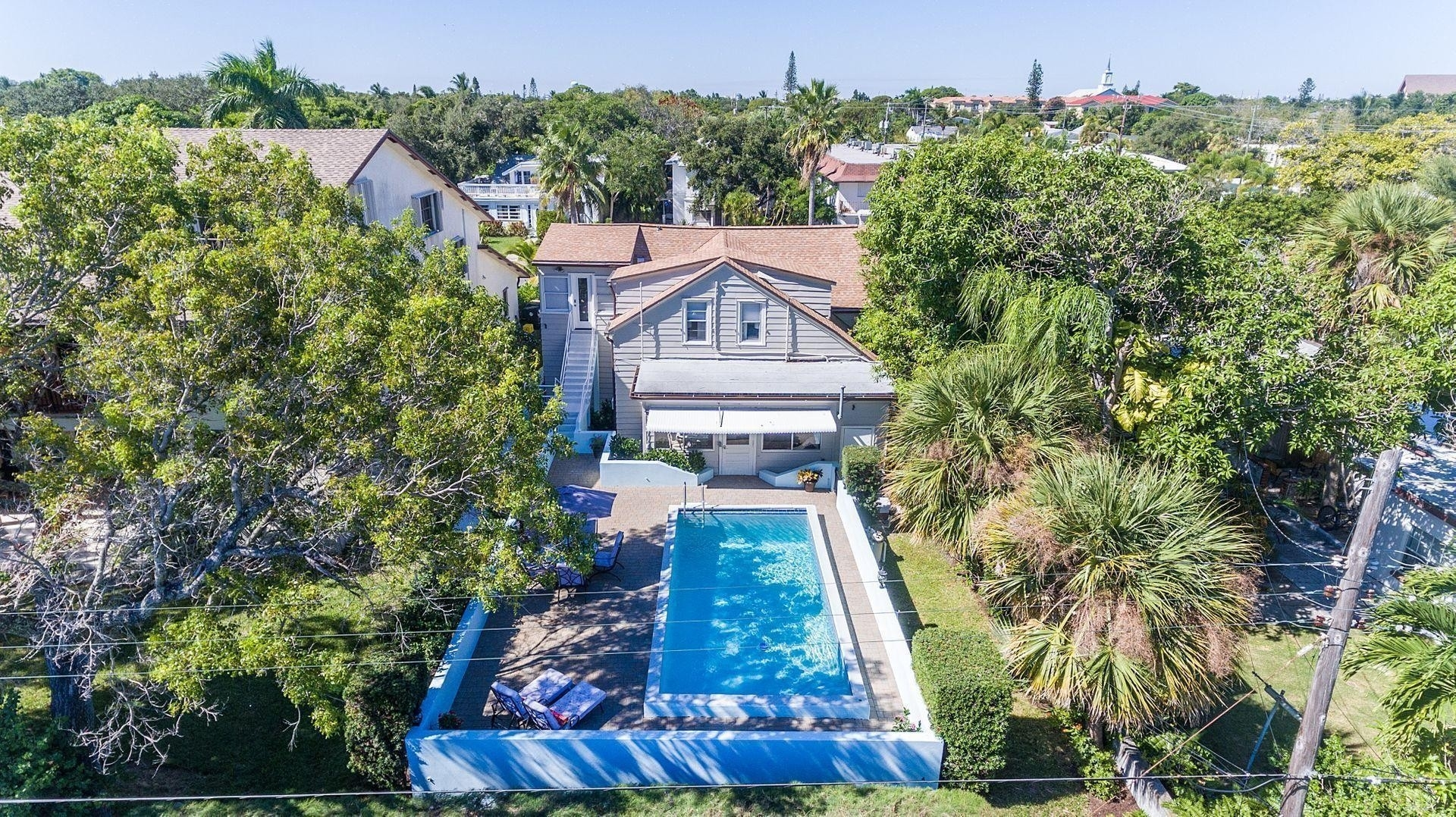 30. Single Family Homes à Lake Worth