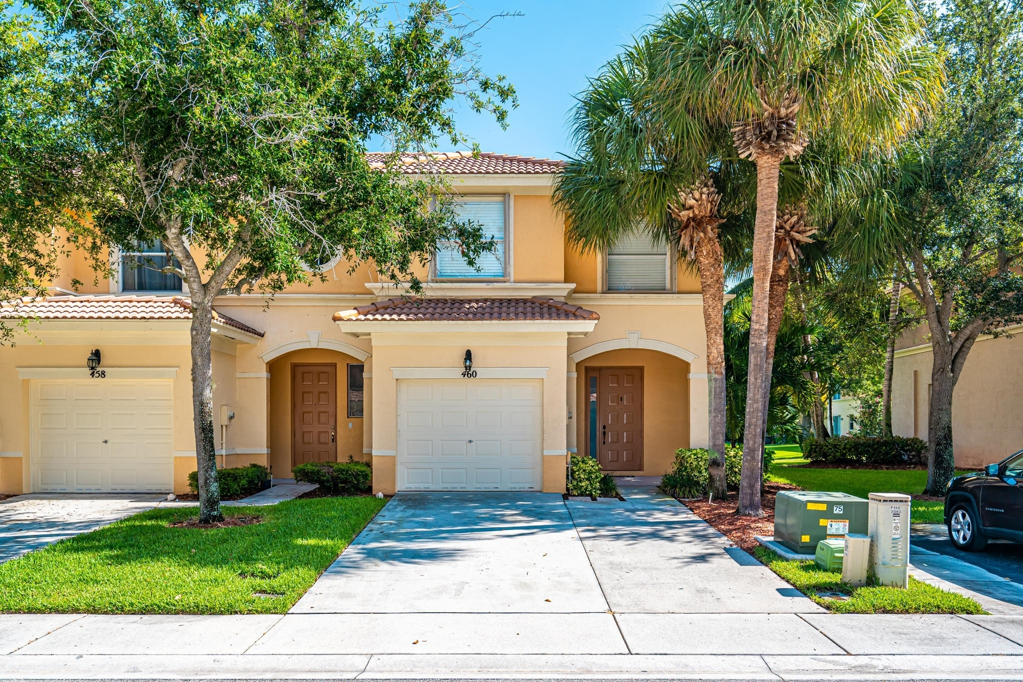 Single Family Townhouse at Royal Palm Beach, FL 33411